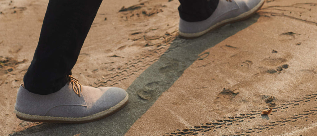 The Nomad Lace-Up by Patara