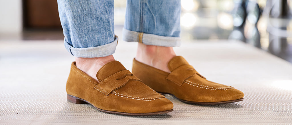 The Brown Tolliver Loafer by Tangier