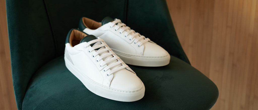 The Loden Lione Sneaker by Ascot and Charlie