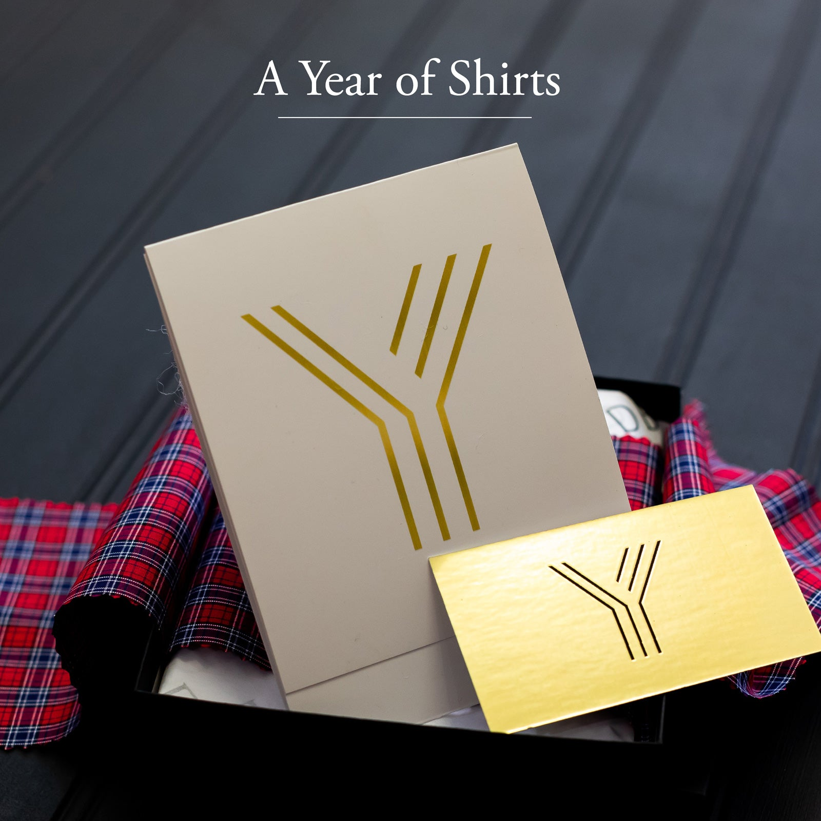 The Year Of Shirts