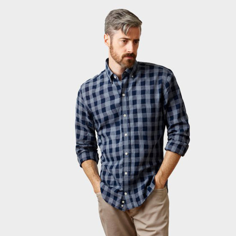 The Heron Gingham