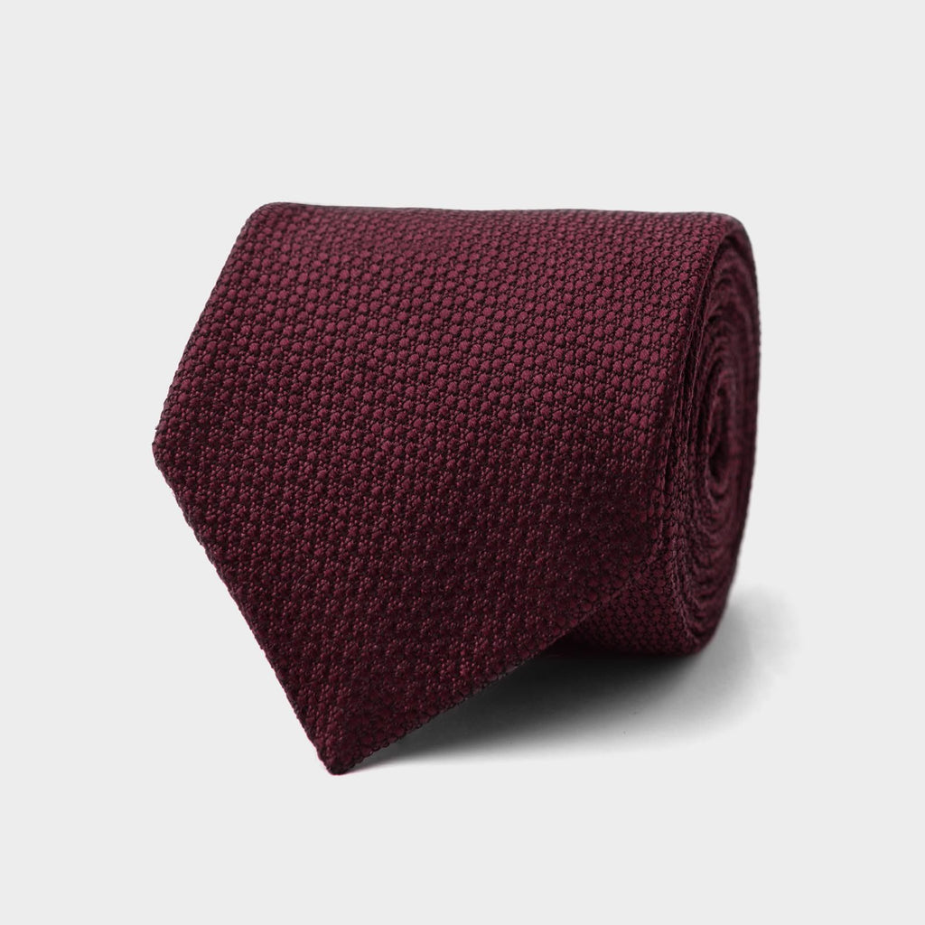 The Wine Carberry Tie Tie- Ledbury