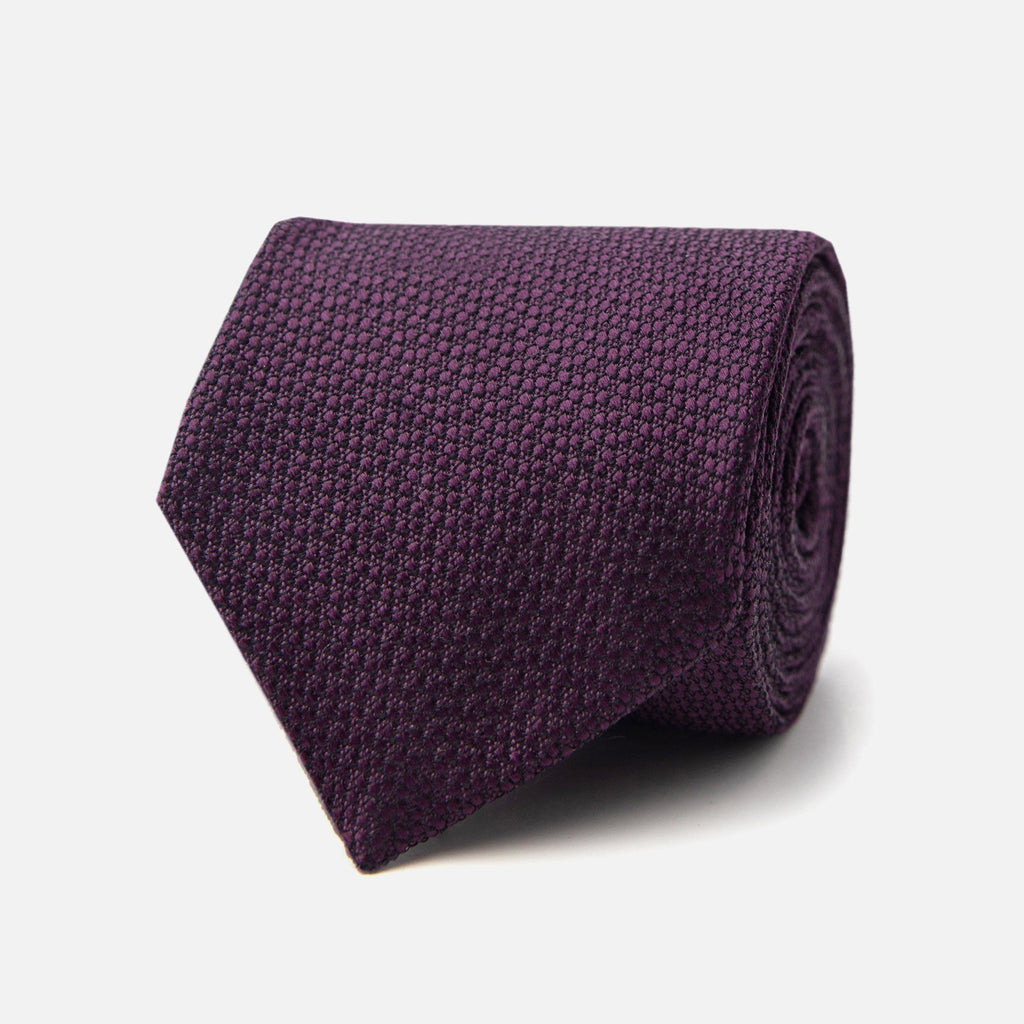 The Mulberry Carberry Tie Tie- Ledbury