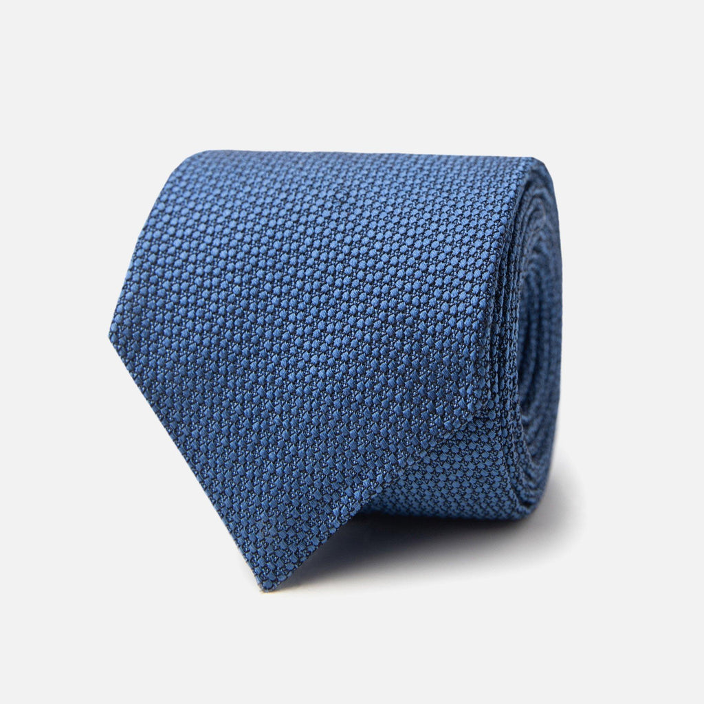 The Blue Carberry Tie Tie- Ledbury