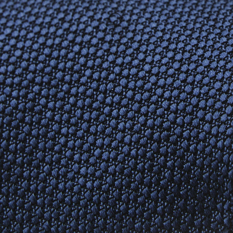 The Deep Blue Carberry Tie | Ledbury Men's Ties & Accessories