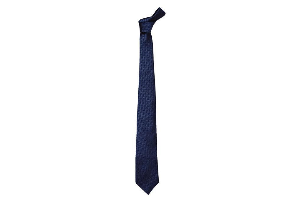 The Deep Blue Carberry Tie Tie- Ledbury