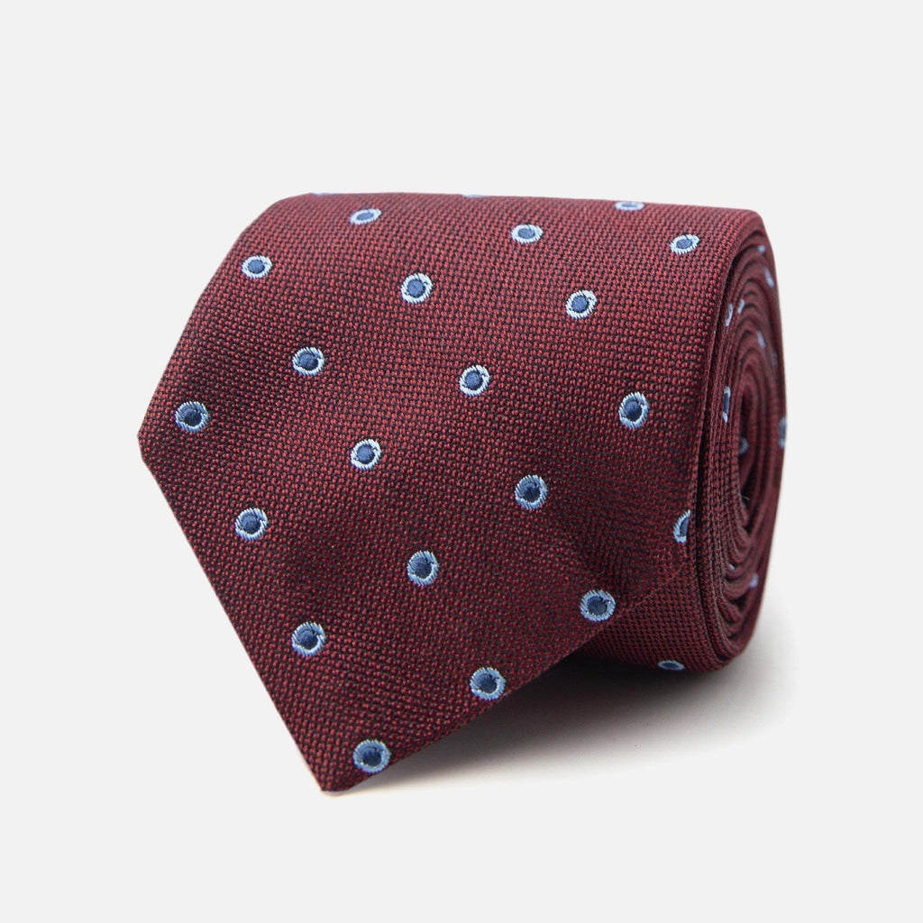 The Wine Bateman Tie Tie- Ledbury