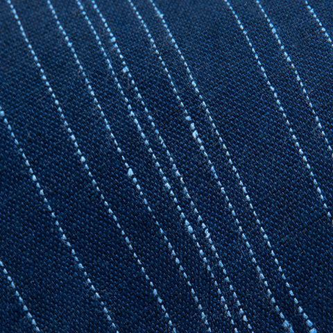 The Blue Carlton Stripe Tie | Ledbury Men's Ties & Accessories
