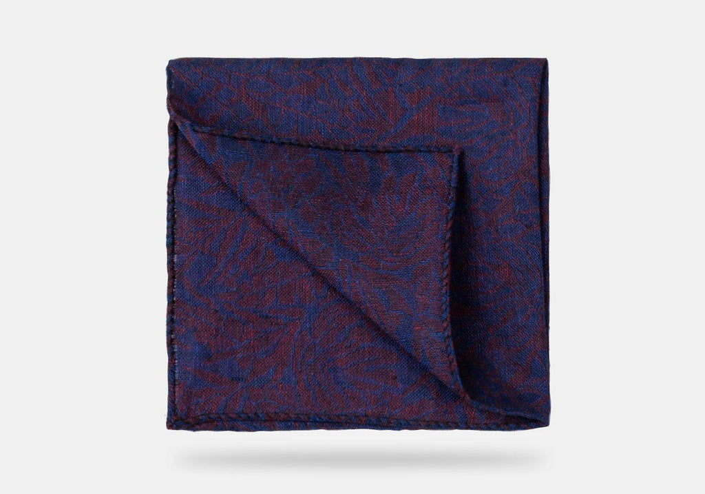 The Wine Rowe Pocket Square Pocket Square- Ledbury