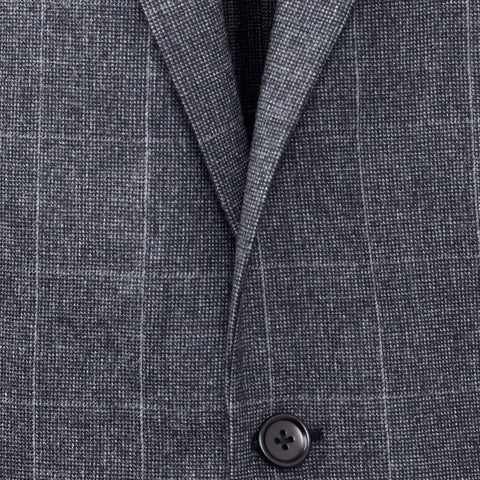 The Alston Navy Heather Sport Coat