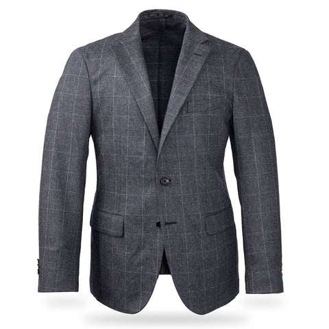 The Alston Charcoal Heather Sport Coat