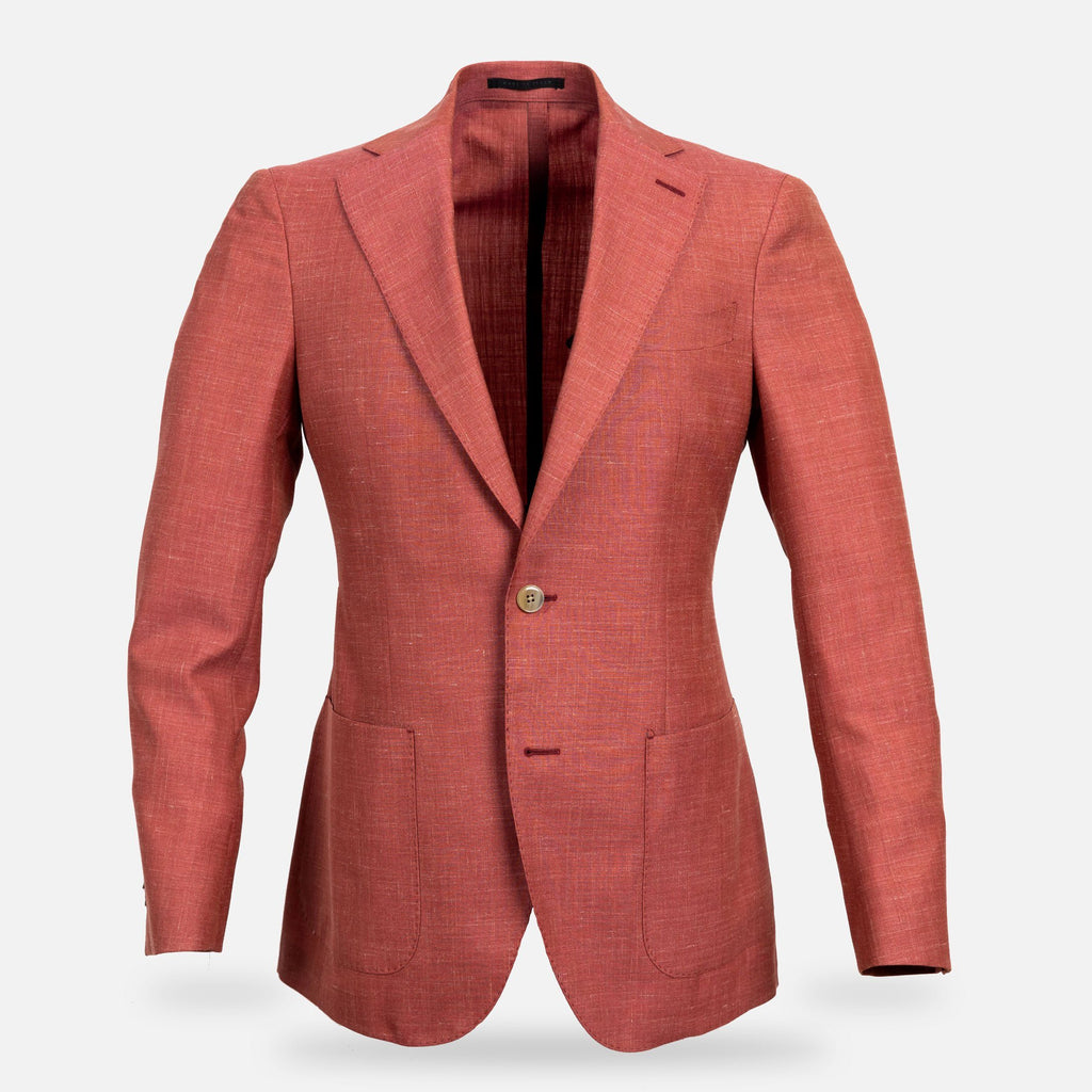 The Guava Heather Beckwith Sport Coat Blazer- Ledbury