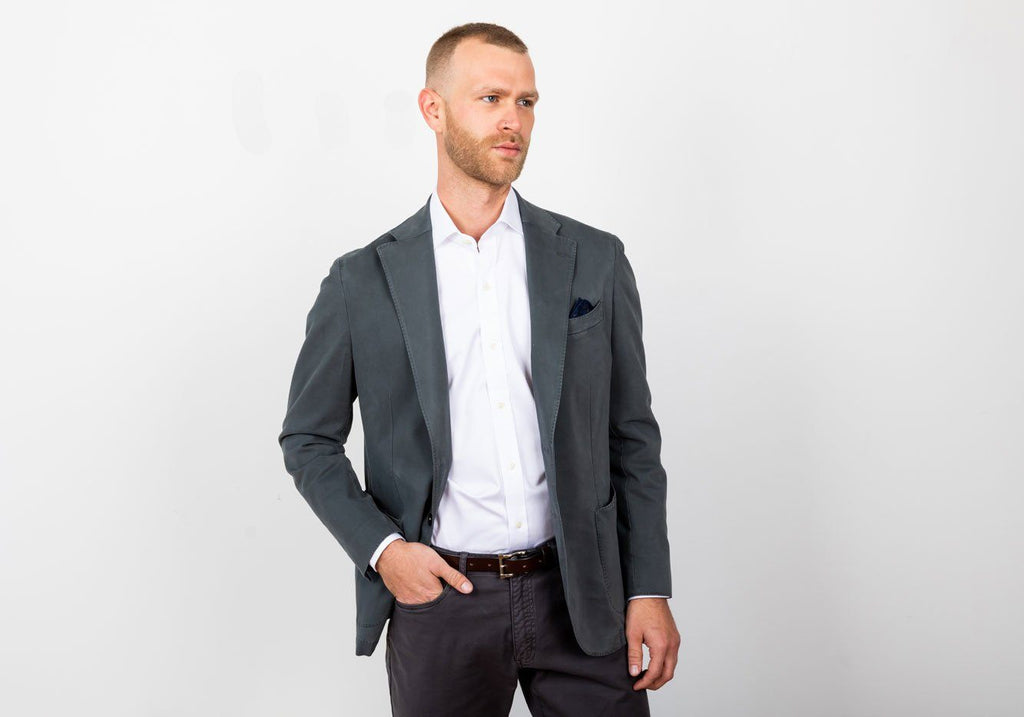 The Granite Walker Sport Coat Blazer- Ledbury