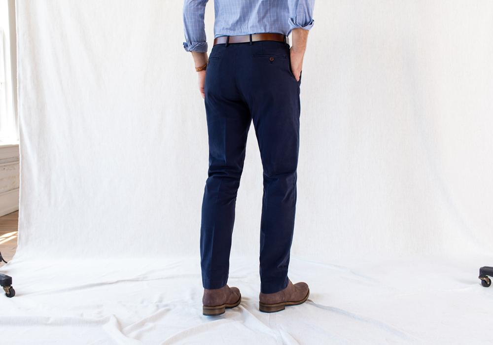 Richmond Chino Pants- Ledbury