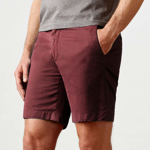 The Rhubarb Richmond Chino Short