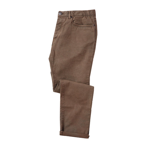 The Otter Franklin 5 Pocket Washed Twill Pant