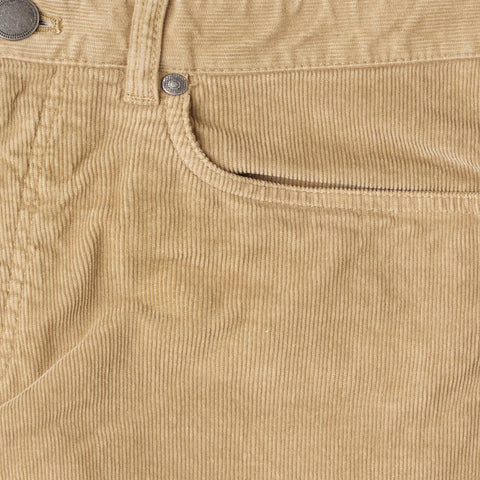 The Sand Franklin 5 Pocket Cord Pant | Ledbury Men's Pants
