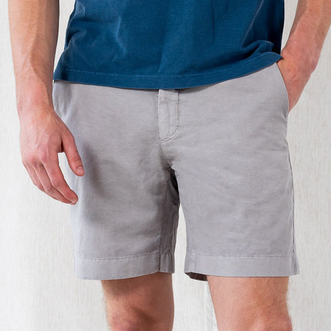 The Granite Richmond Washed Twill Short