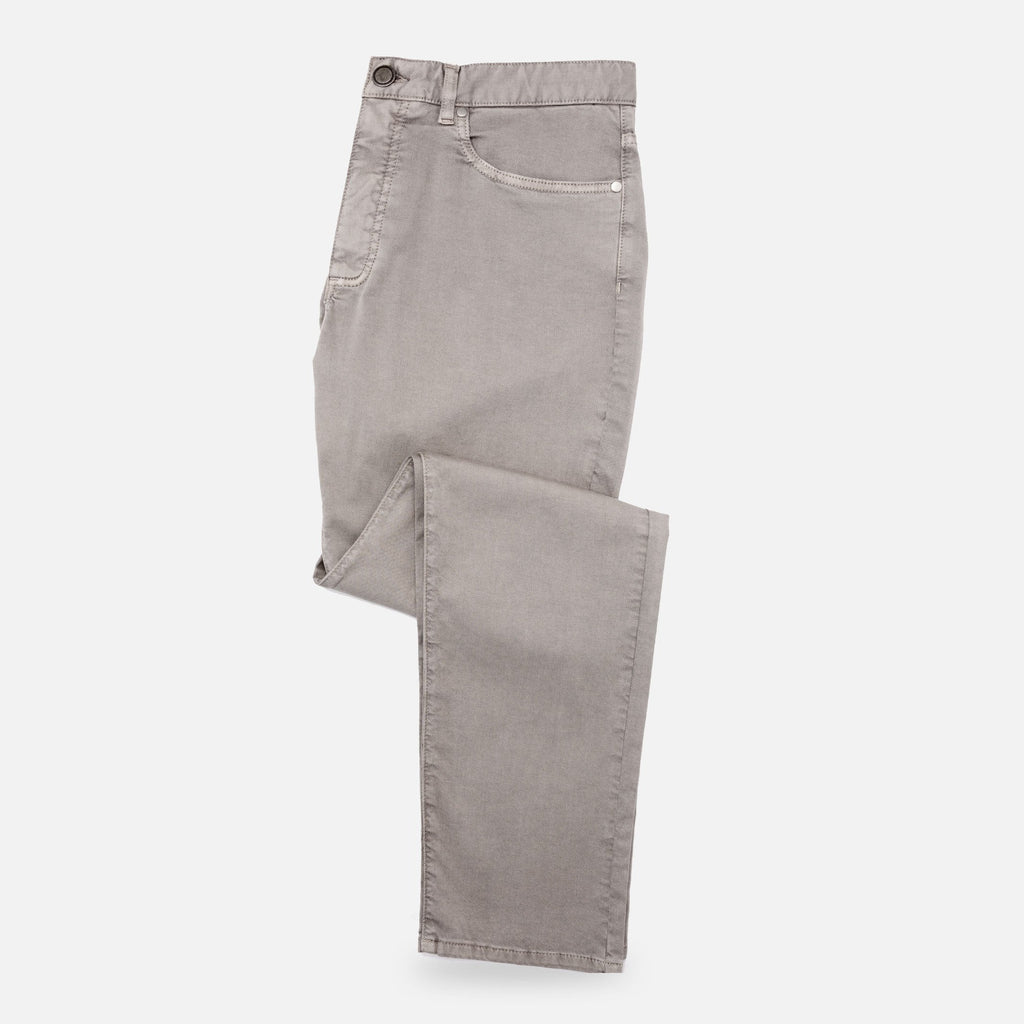 The Granite Franklin Canvas Stretch Pant Pants- Ledbury