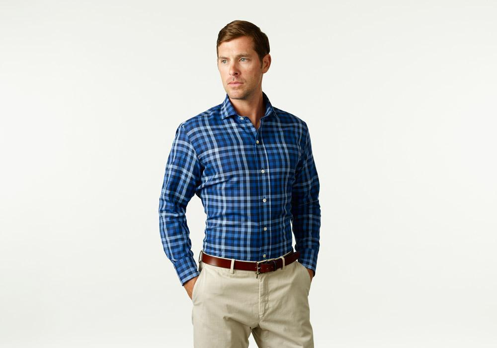 The Marne Flannel Casual Shirt