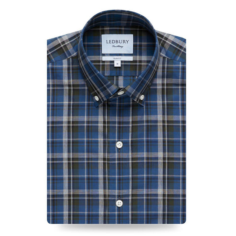 The Aldrich Plaid Casual Shirt
