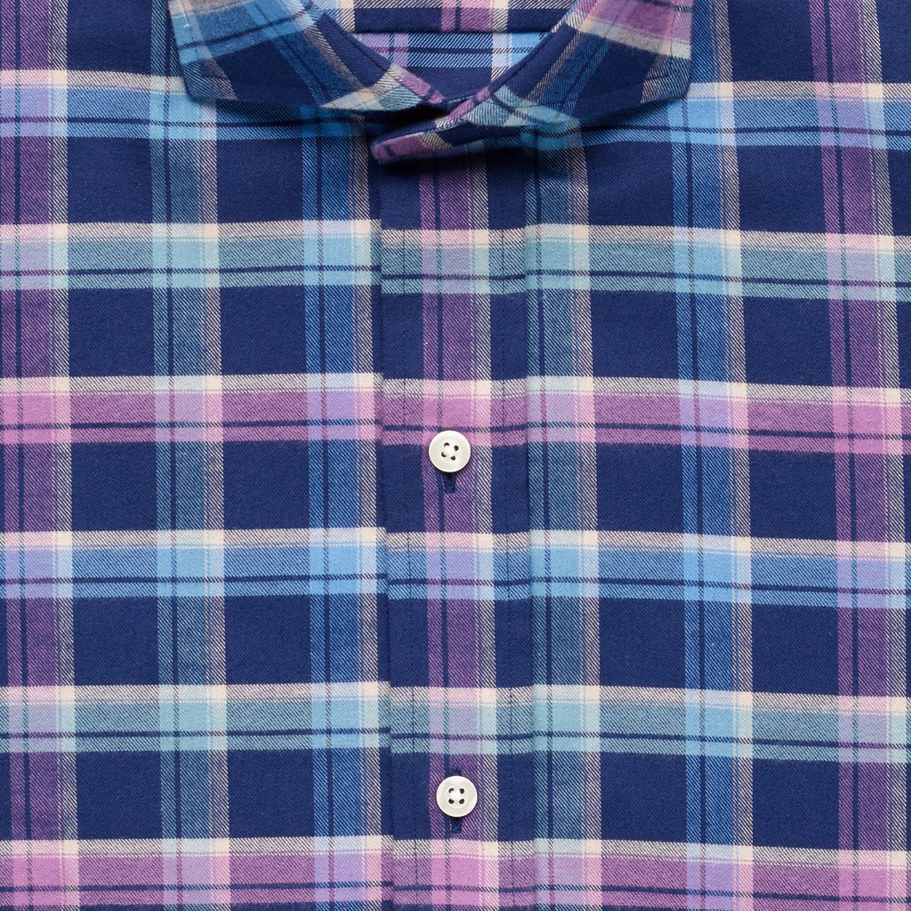 The Taylor Plaid Casual Shirt