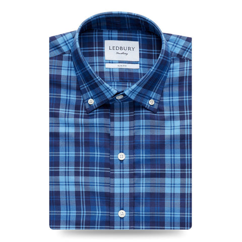The Talmadge Plaid Casual Shirt