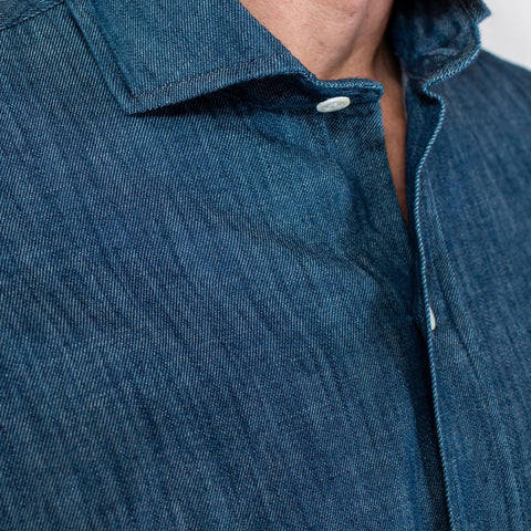 The Greydon Denim Casual Shirt