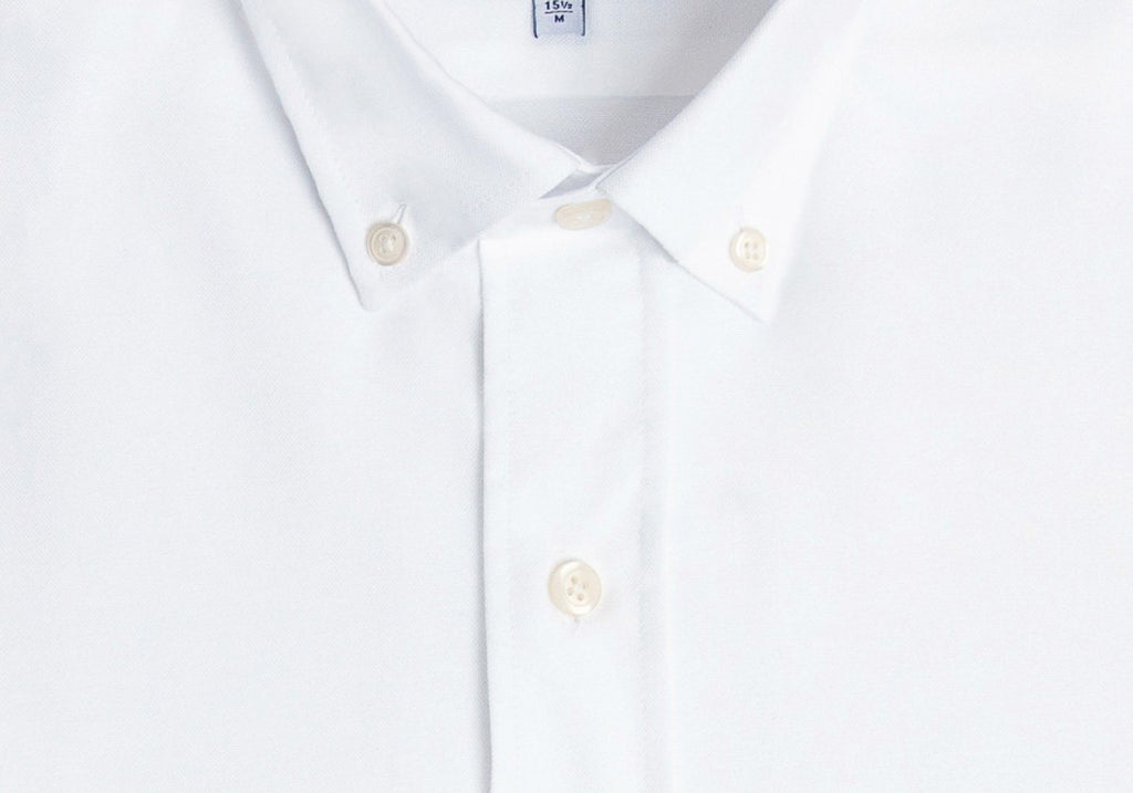 The White Mayfield Oxford Casual Shirt Casual Shirt- Ledbury