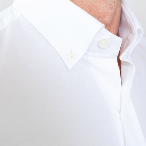 The White Mayfield Oxford Dress Shirt