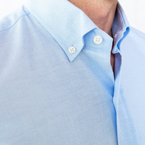 The Light Blue Mayfield Oxford Dress Shirt