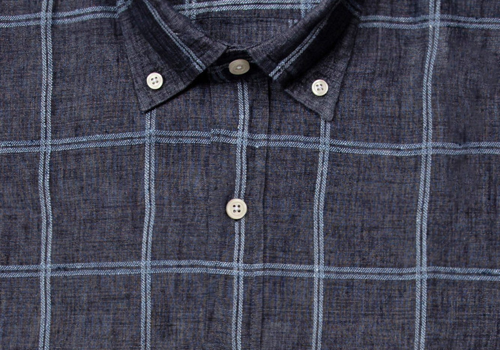 The Lyonhurst Linen Casual Shirt Casual Shirt- Ledbury