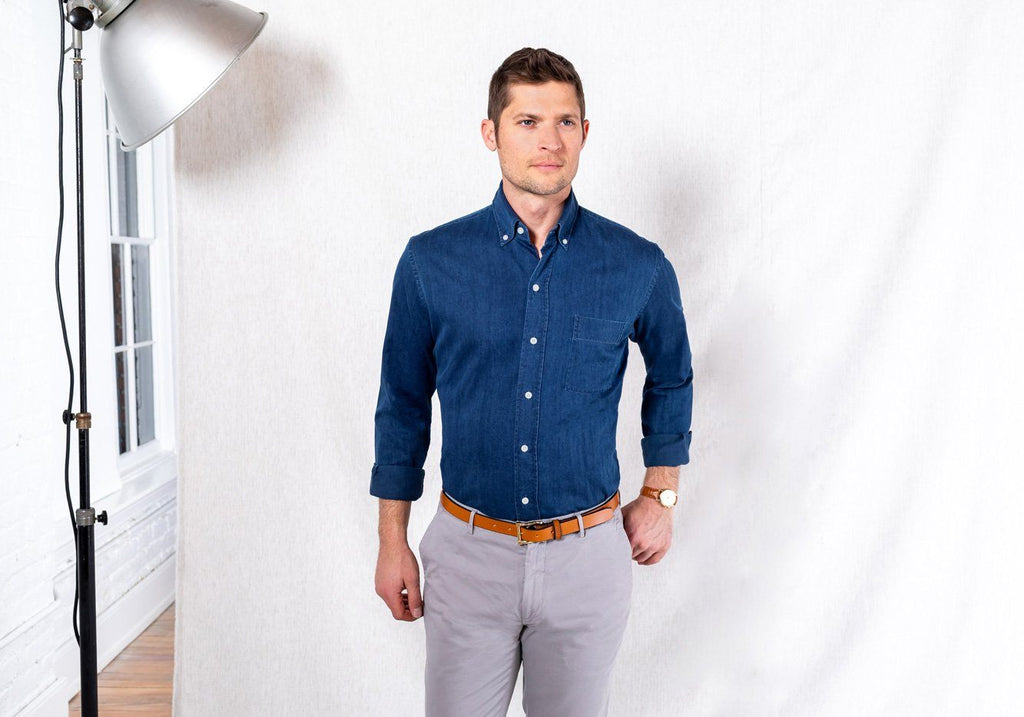 The Indigo Arnett Casual Shirt