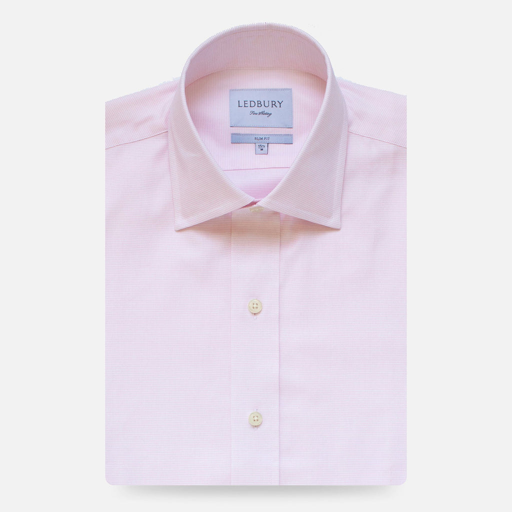 The Pale Pink Almont Oxford Dress Shirt