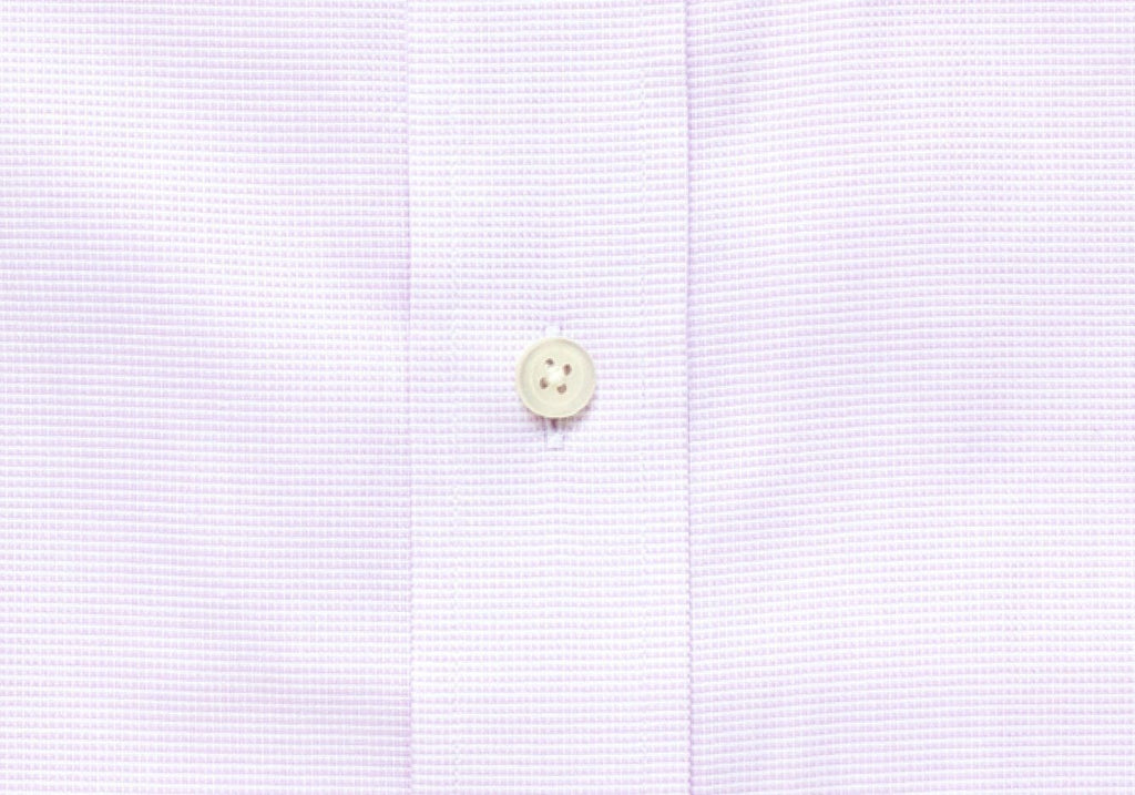 The Lavender Almont Oxford Dress Shirt Dress Shirt- Ledbury