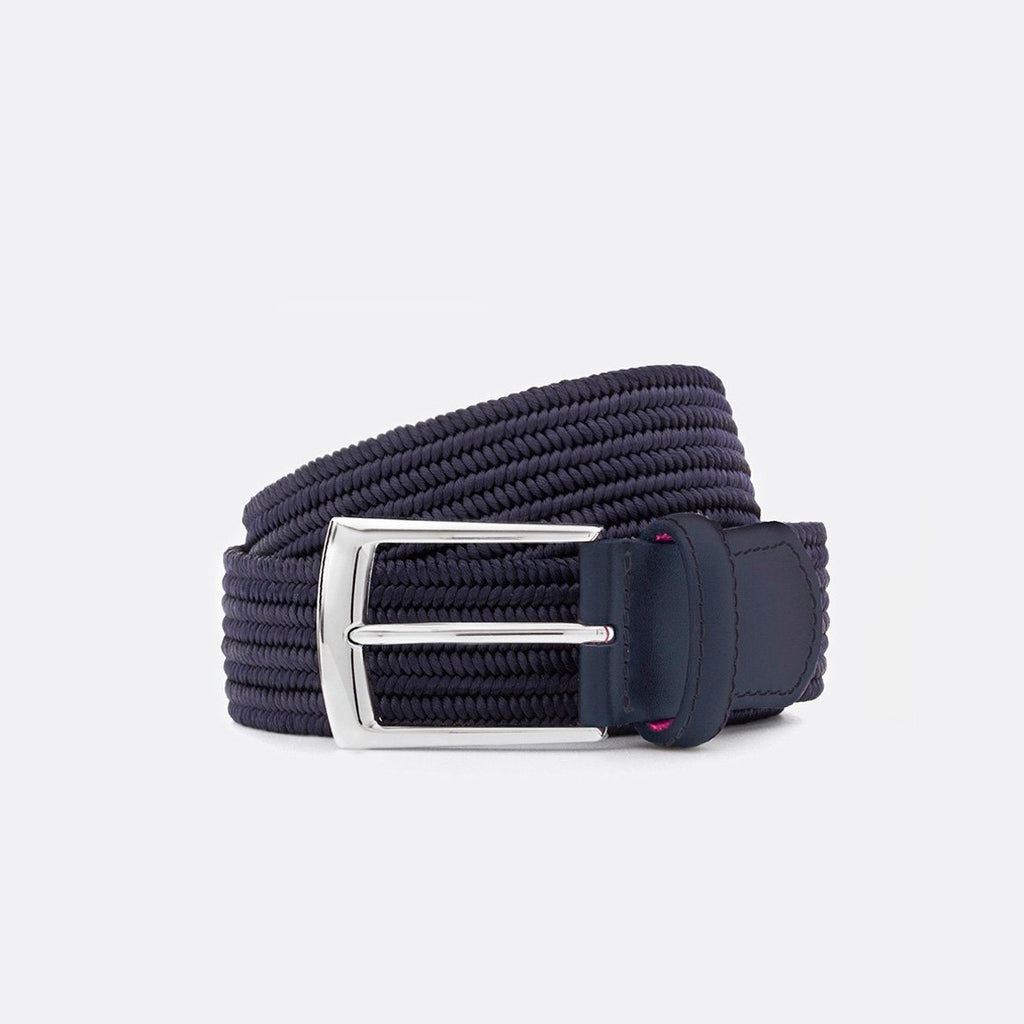 Navy Control Belt Belts- Ledbury