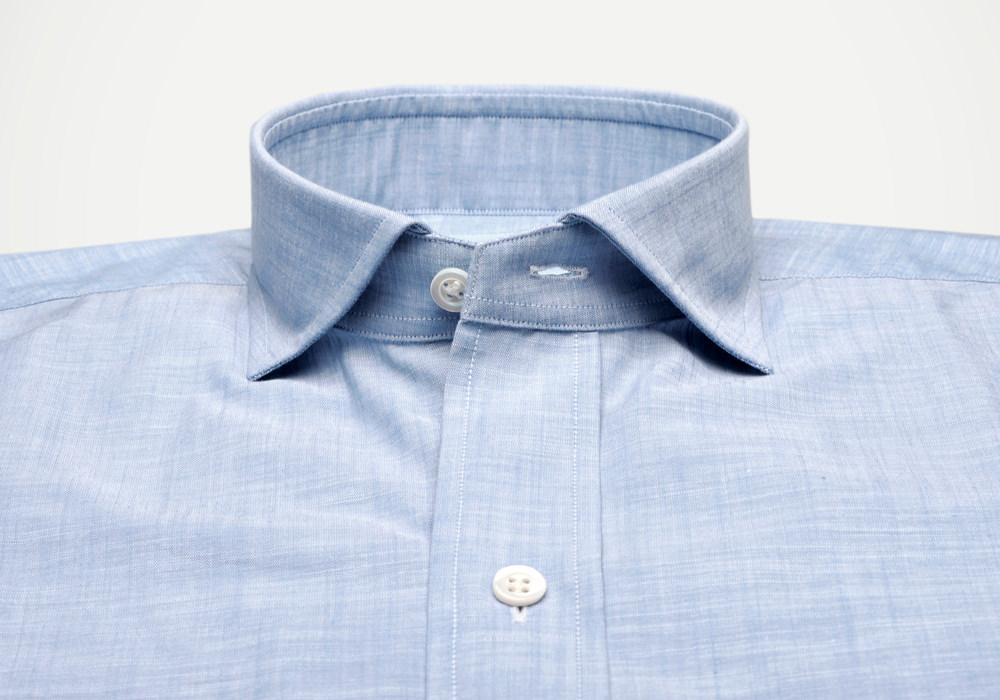 The Blue McDaniel Chambray