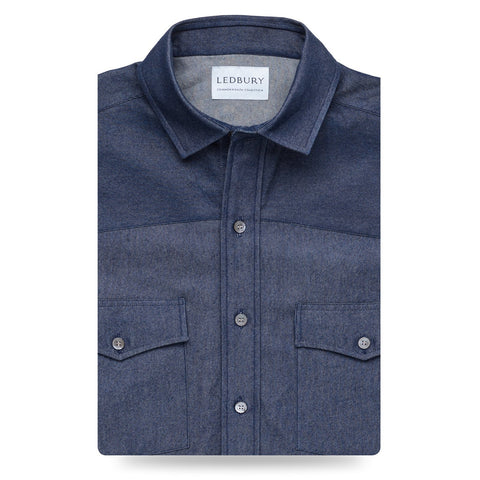 The Brandywine Western Shirt