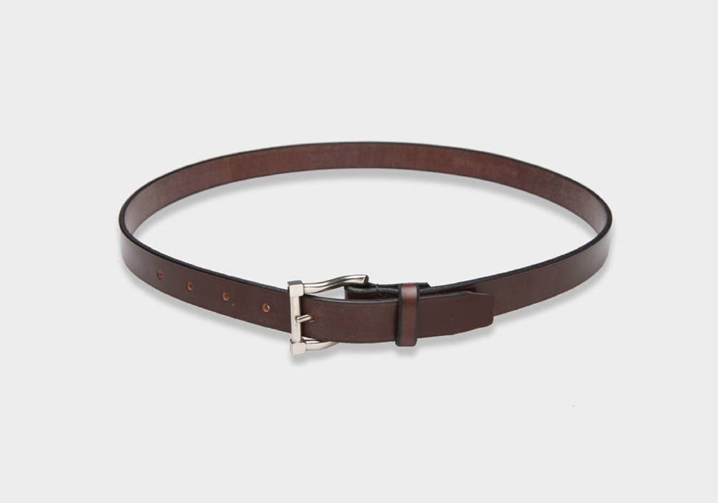 The Brown Millington Dress Belt Belt- Ledbury