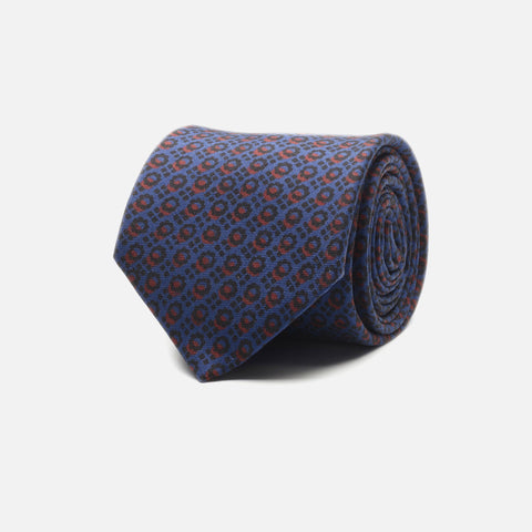 The Deep Blue Lydell Tie