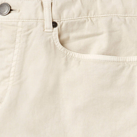 The Stone Franklin 5-Pocket Washed Twill Pant