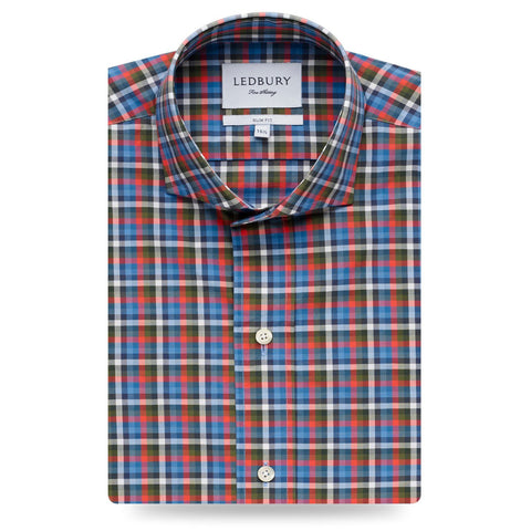 The Kirby Gingham Casual Shirt