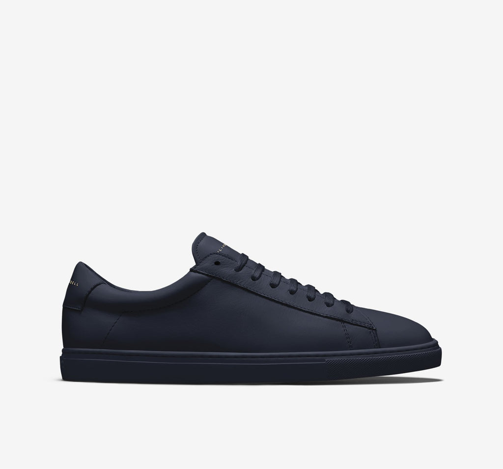 Oliver Cabell Navy Low 1 Shoes- Ledbury