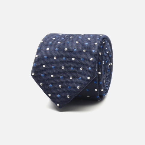 The Navy Wahl Tie