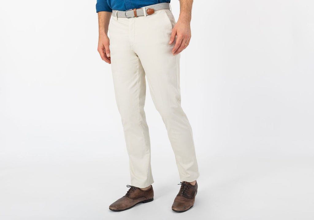 The Stone Richmond Chino Pant Pants- Ledbury
