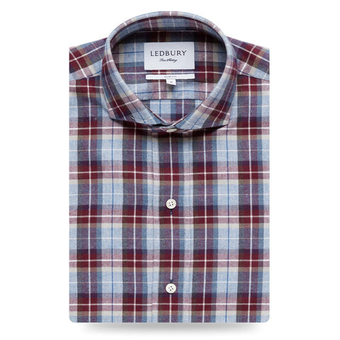 The Scott Check Casual Shirt