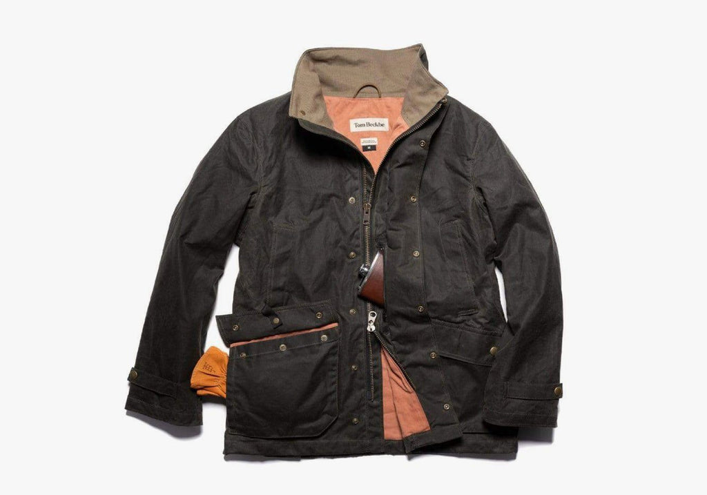 The Tom Beckbe Hardwood Tensaw Jacket Outerwear- Ledbury