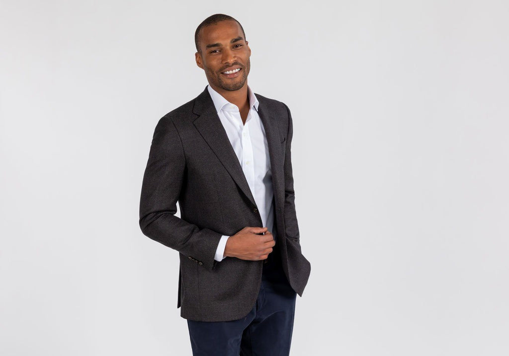 The Tobacco Albans Sport Coat Blazer- Ledbury