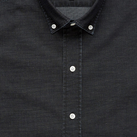 The Black Ruffin Casual Shirt