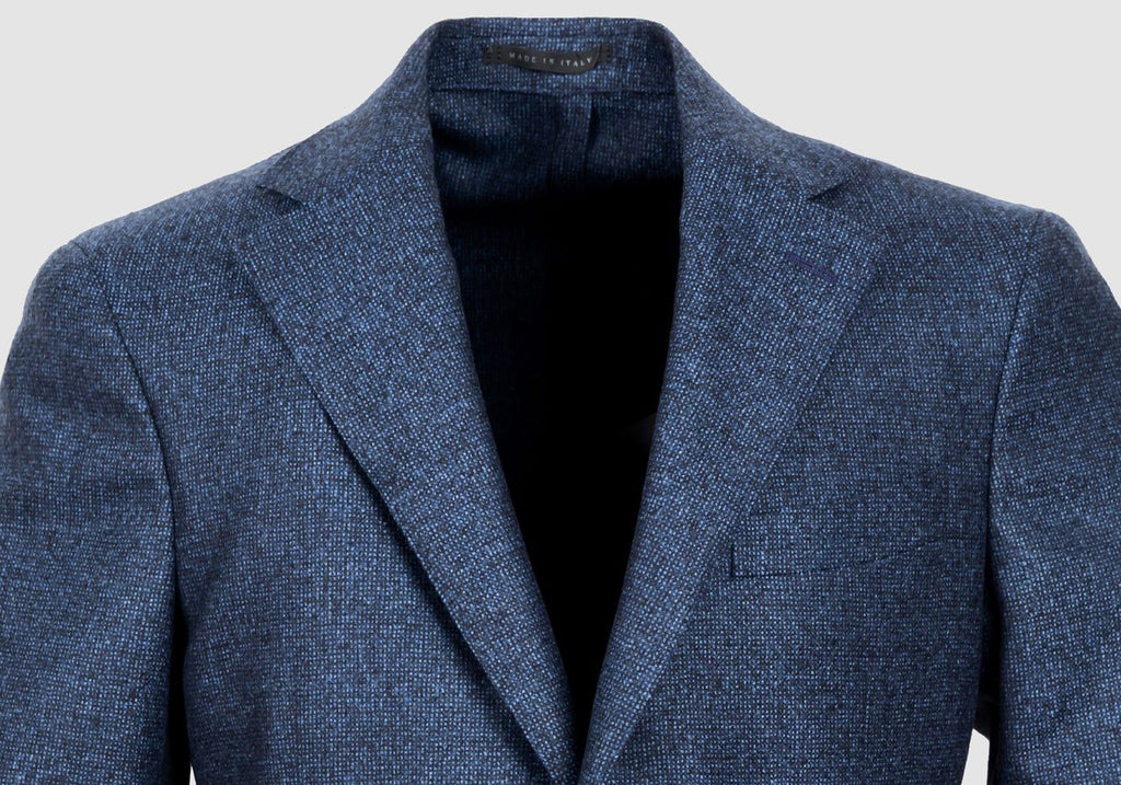 The Deep Blue Campden Sport Coat Blazer- Ledbury